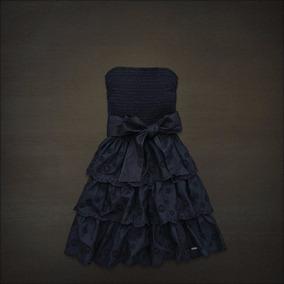 Vestido Hollister - Tomara Que Caia, Babado, Rendado Tam: P