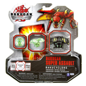 Bakugan Super Assault Bakucyclone F Diamond 64281
