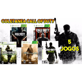 Trilogia Call Of Duty Modern Warfare Xbox360 Midia Digital