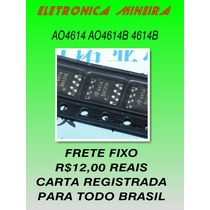 Ao4614 Ao4614b 4614b Lcd Chip De Placa Do Inversor Original