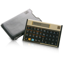 Calculadora Financeira Hp12c Hp 12c Gold Frete Grátis