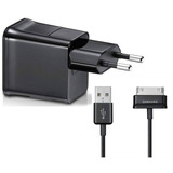 Carregador + Cabo Usb Samsung Tablet Galaxy Gt-p7500 - Co17