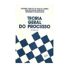 Teoria Geral Do Processo-17 Edição-ed. Malheiros
