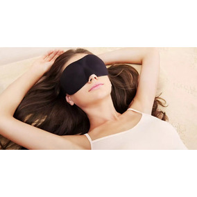 Máscara Para Dormir - Tapa Olhos - 3d - Frete Barato!