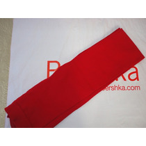 Mallas Rojas Zara T28(zara Pull And Bear, Bershka)