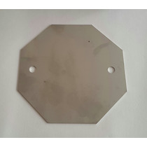 Placa De Aço Inox 316l Para Gerador De Gas Hidrogenio Hho