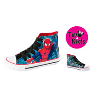 Zapatilla Botita Spiderman Atomik