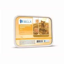 Kit 05 Cera Depilatória Quente Mel 1kg Depil Bella