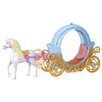 Carro Mágico De La Transformación Mágica Princesa Cinderella