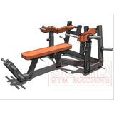 Planos Dibujos De Gimnasio Gym Hammer Press Plano Pro