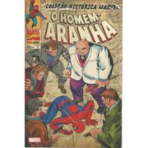 Colecao Historica Marvel Homem-aranha 06 - 6 Bonellihq Cx181