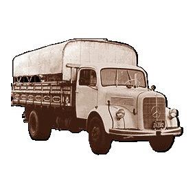 Cilindro De Freio De Roda Tras. Caminhão Mercedes Antigo