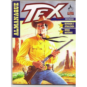 Tex Almanaque Nº 1 - Vendeta Navarro(2ª Edição)