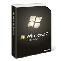 4 Licenças Windows 7 Ultimate 32/ 64 Bit Portugues Brasil