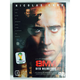 Dvd 8 Mm Oito Milímetros (1999) Nicolas Cage - Novo Lacrado!