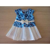 Vestido Lilica Ripilica T.mb(6-9m)/gb(9-12m)/3p(20-24m50%off