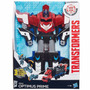 Transformers Mega Optimus Prime Robots In Disguise 3 Steps