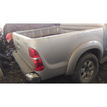 Sucata Toyota Hilux 2.7 Gasolina 2013