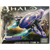 Halo Mega Bloks Ataque Banshee 173 Pzs Nuevo Sellado Origina