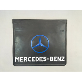 Guardafango / Barrero Mercedes Benz Trasero.
