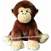 Peluche Chango Mono 60 Cm Hugfun Fino Suave Apapachable!