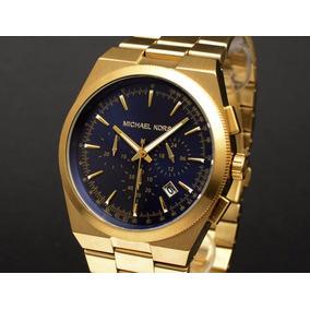 b3441df25d9 Relogio Michael Kors Fundo Azul Marinho - Relógios no Mercado Livre ...