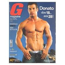 G Magazine Donato