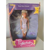 Fada Tinkerbell - Peter Pan - Disney - Tiger - Não É Barbie