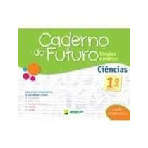 Kit Caderno Futuro Ciências/hist/ Geo 1, 2, 3, 4 E 5ª Ano Lp
