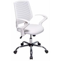 Cadeira Executiva Escritório Delli Base Giratória