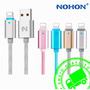 Cable Iphone Lightning Irrompible Nohon Mejor Original 1,5m