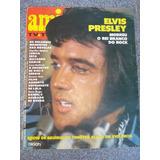 Revista Amiga - Morre Elvis Presley - 1977