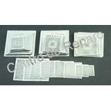 Stencil P/ Reballing Bga Kit Coringa C/ 65 Pcs Para Notebook