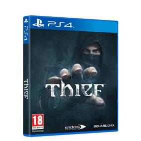Jogo Da Square Enix Novo Lacrado Thief Para Playstation 4