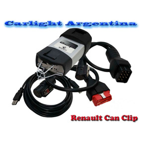 **** Software Scanner Clip Ultima Version Renault ****