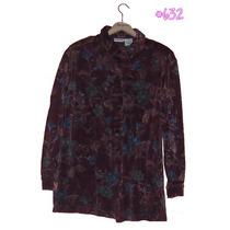 #632. Blusa Tipo Camisa Hecha En Turquia