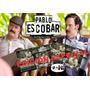 Pablo Escobar Serie En Dvd (edicion Especial) + Documental