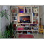 Divisores De Ambientes/ Rack/ Modular/ Biblioteca/ Mueble