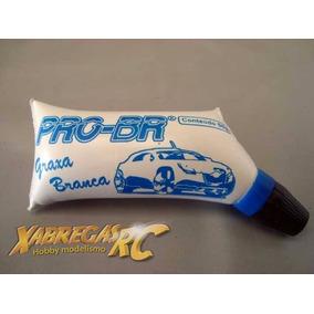 Graxa Branca Pro-br 50 Gramas P/ Diferencial Automodelo Rc
