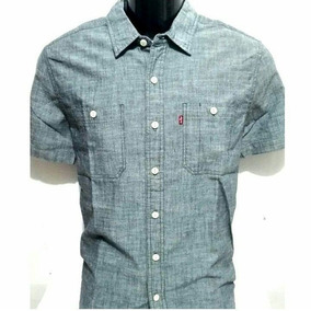 Camisa Levi`s Original De Hombre Talla M Cod 067