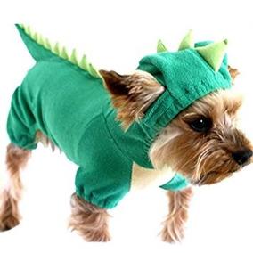 Disfraz Para Perro Adarl Dinosaurio Trajes De Los Pijamas D