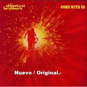 Cd The Chemical Brothers -come With Us -original/ Sellado.-