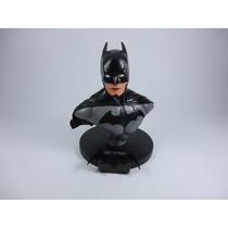 Batman Busto Em Biscuit Aprox Escala 1:6 Frete Gratis