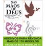Adesivos Promoção, Borboletas, Flores, Pinguin, Infantil