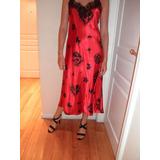 Vestido De Fiesta Importado O Camisón Victoria Secret Divino