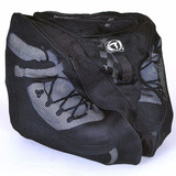 Mochila Traxart Inline Patins Roller (bolsa)preta/roxa/verm