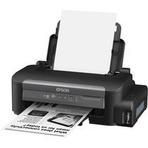 Impresora Epson M100 Tinta Continua Monocromatica Ethernet