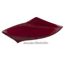 Carenagem Lateral Do Farol Titan 150 Ex 2013 Vermelho