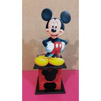 Chiclera Mickey Mouse, Dulcero, Centro De Mesa.