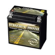 Bateria Route Honda Quadriciclo Fourtrax Trx 300 350 400 420